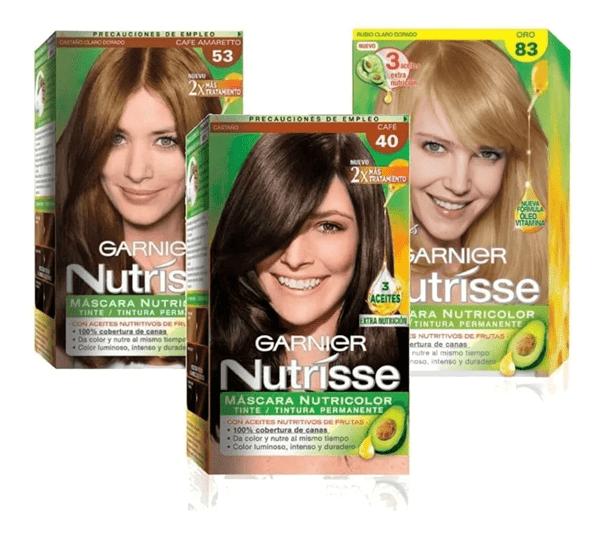 Nutrisse Kit Coloración