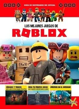 Libro los mejores Juegos de Roblox