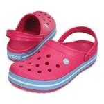 Crocs Band Candy Pink Bluebell Calzado Nº 39  #1