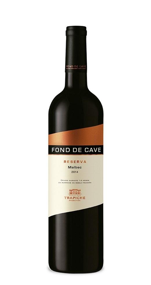 FOND DE CAVE RESERVA MALBEC x 750 CC