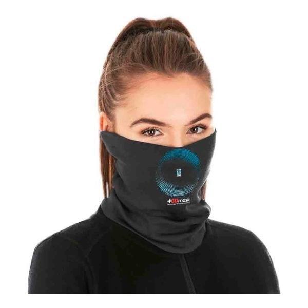 Cuello Barbijo 3 D Mask alt