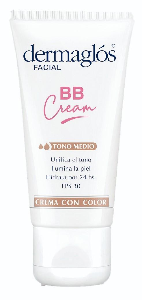 Dermaglos BB Cream Tono Medio FPS30 X 50 Gr