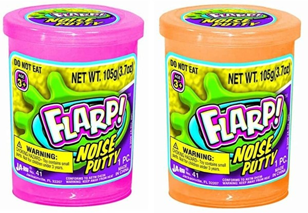 Slime Flarp! Noise Putty