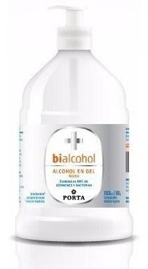 ALCOHOL PORTA EN GEL C/PICO DOSIF. X 1LTS