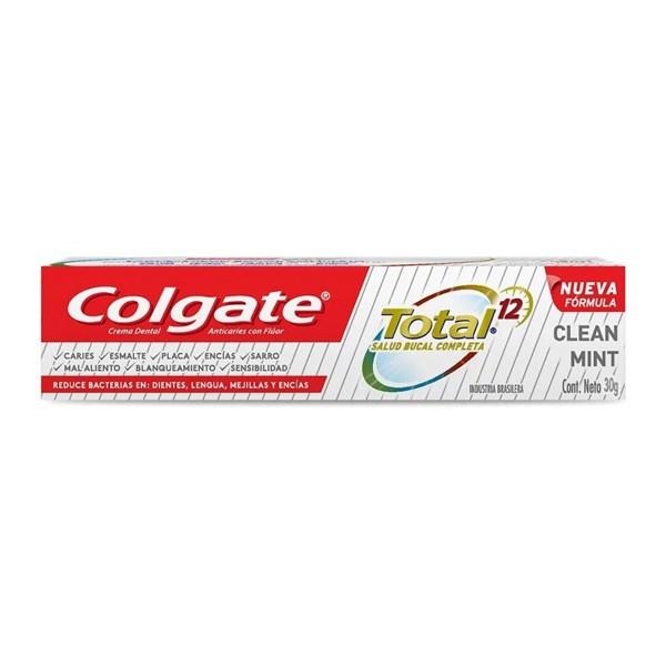 CREMA DENTAL COLGATE TOT. CLEAN MIN x 90 G