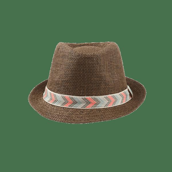 Sombrero Tanguero Con Cinta