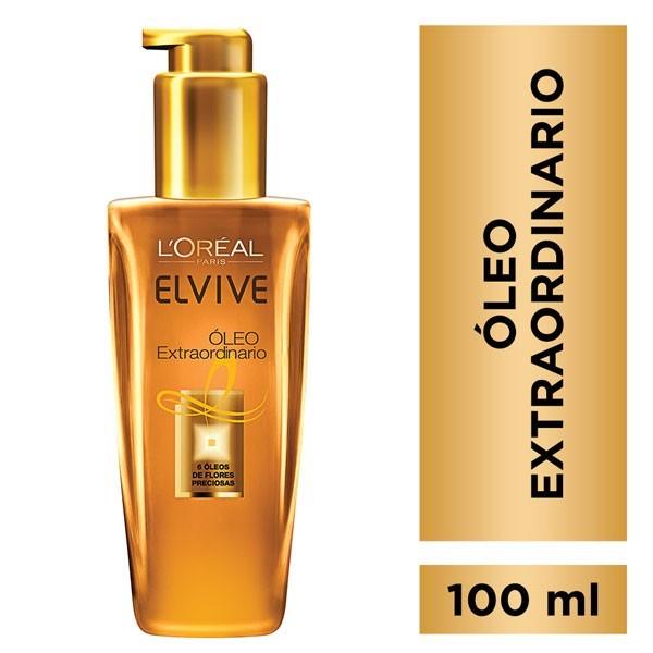 Tratamiento Capilar Elvive Oleo Extraordinario X 100 Ml