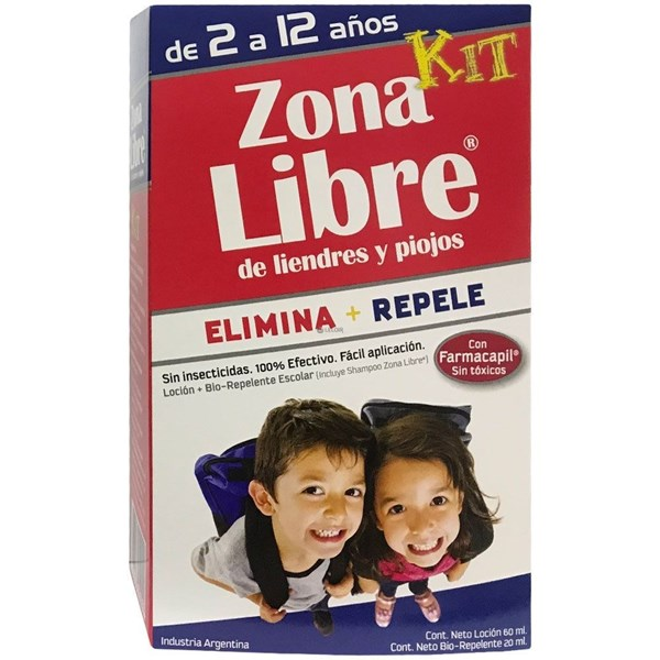 Zona Libre Kit Loción + Bio Repelente