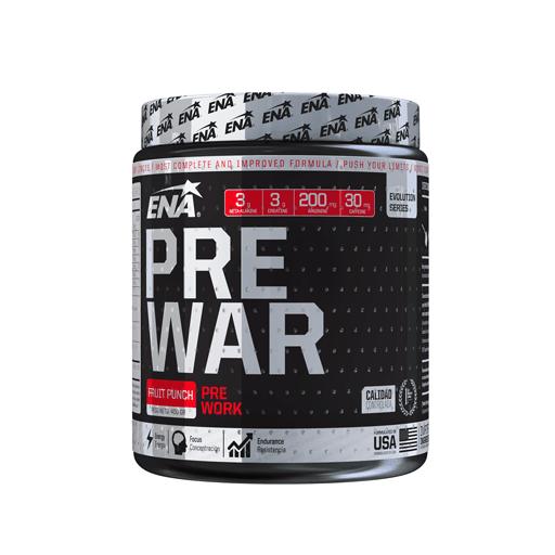 Ena, Pre War