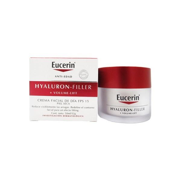 Eucerin Hyaluron-filler Crema Facial De Noche + Volume Lift #1