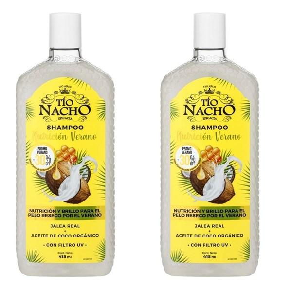 Tío Nacho Shampoo Verano x415ml