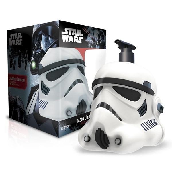 Jabón líquido Star Wars Stormtrooper x 500 ml