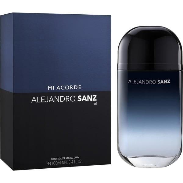Alejandro Sanz Mi Acorde Man Edition 100ML