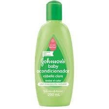 Johnson's Baby Acondicionador Cabello Claro x400ml
