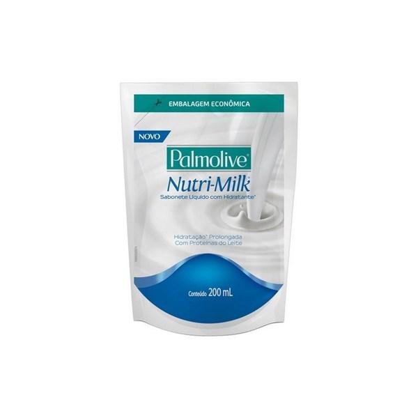 Jabón Líquido Palmolive Nutri Milk Repuesto x 200ml