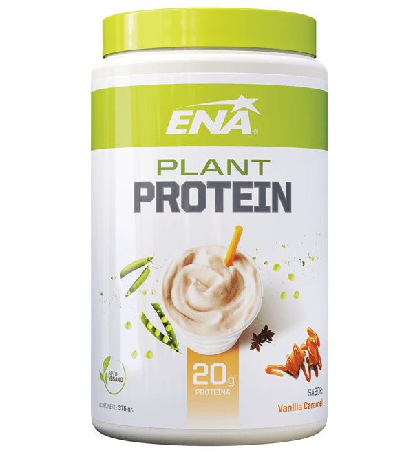 Ena Plant Protein Proteina Vegetal Veganos 375gr
