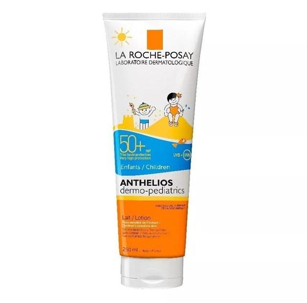 La Roche Posay Leche Anthelios Dermopediátrico FPS 50+ 100ml