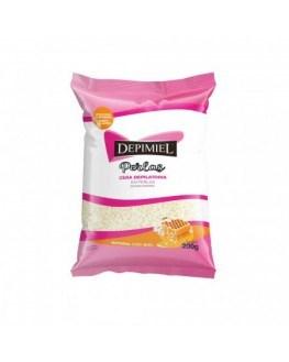 Depimiel, cera en perlas Natural 200 g