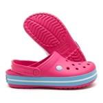 Crocs Band Candy Pink Bluebell Calzado Nº 39  #2