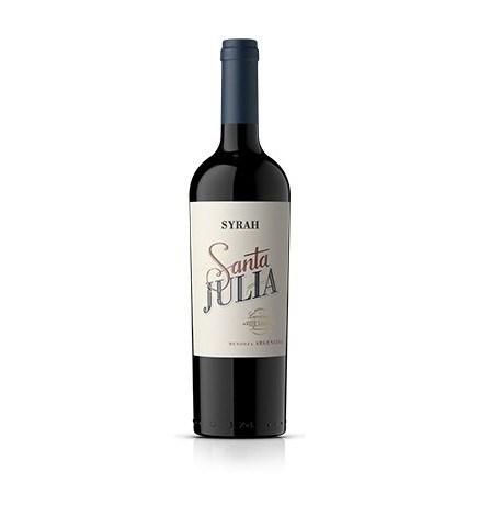 SANTA JULIA SYRAH x 750 CC