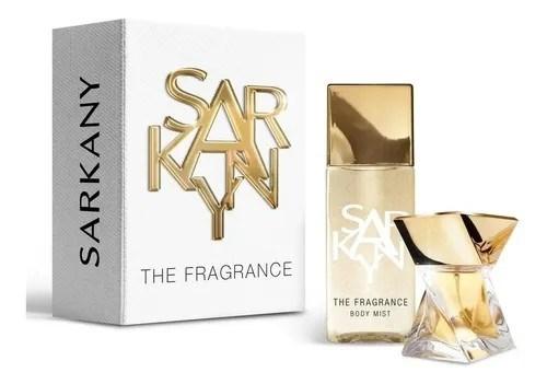 Perfume The Fragrance Ricky Sarkany Cofre