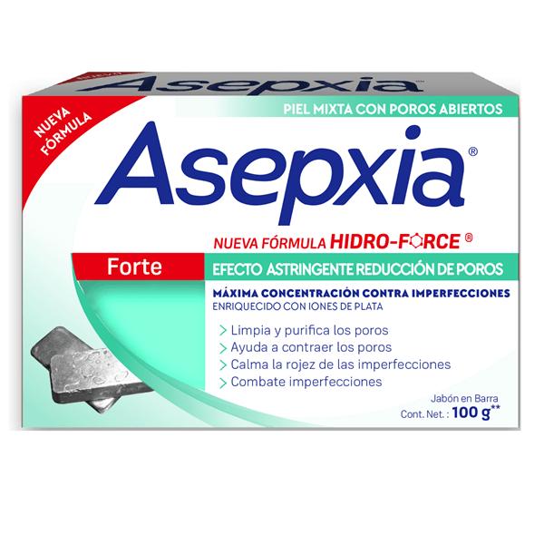 Asepxia Hidra Force Forte Jabón X 100 Gr  alt