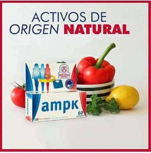 Ampk Nutrientes X 60 Comprimidos alt