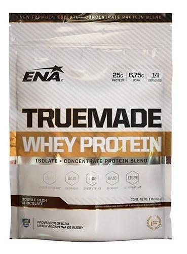 ENA Whey Protein True Made Vainillla X 1LB