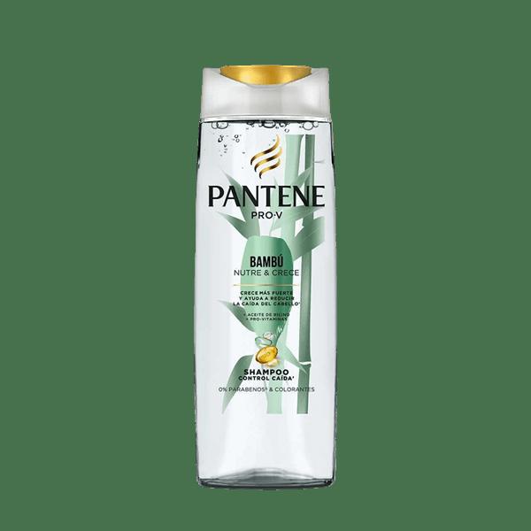 Pantene Shampoo Bambú 400ml