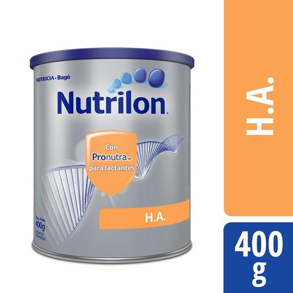 Nutrilon H.a. Lata X 400 G