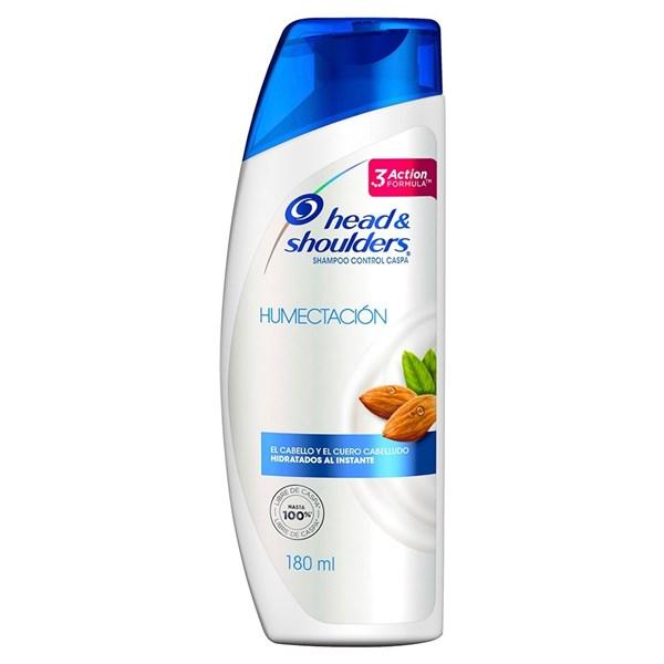 Shampoo Head & Shoulders Humectación X 180 Ml alt
