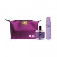 Perfume Boos Midnight Edp 100ml + Desodorante + Neceser