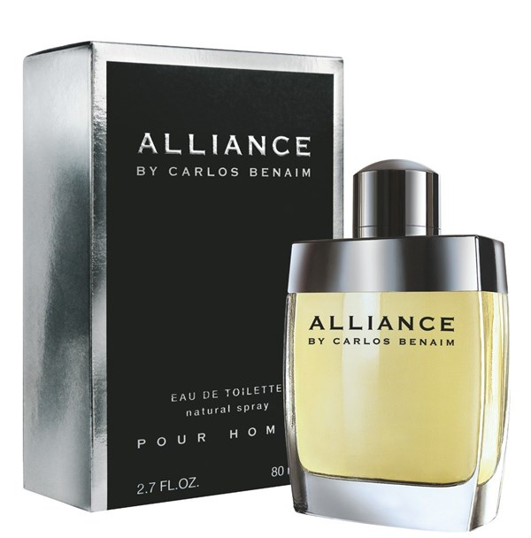 Alliance Eau For Men Colonia Vaporizador X 80 Ml