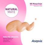 Asepxia Maquillaje Antiacnil Natural  #3