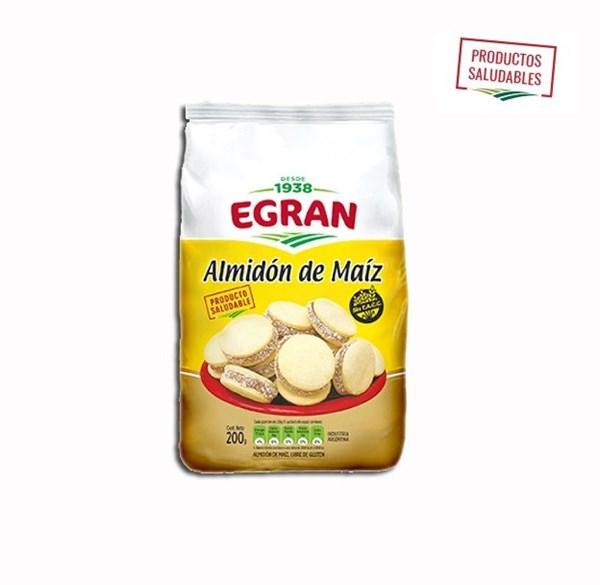 FECULA DE MAIZ EGRAN x 200 G
