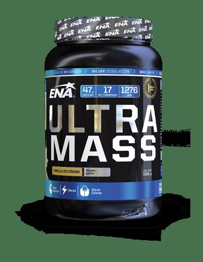 Ultra Mass Vainilla 1500gr #1