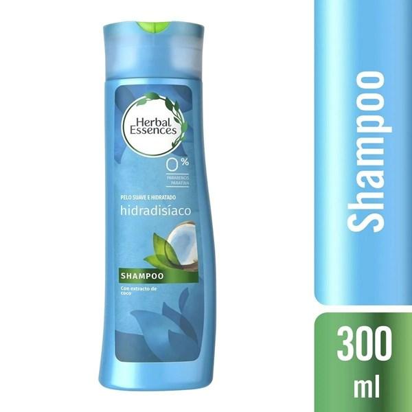 Herbal Essences Shampoo x 300ml Hidradisíaco