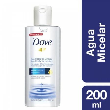 Agua Micelar Dove De Limpieza Sin Enjuague 200ml