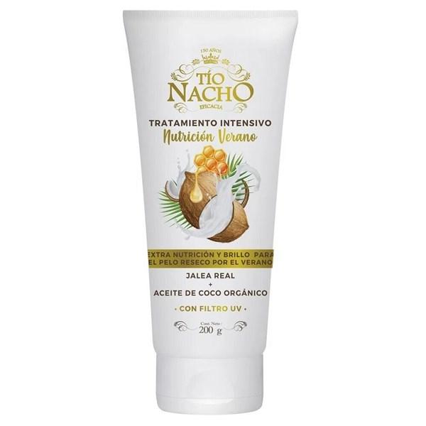 Tío Nacho Tratamiento Capilar x200ml Nutrición Verano
