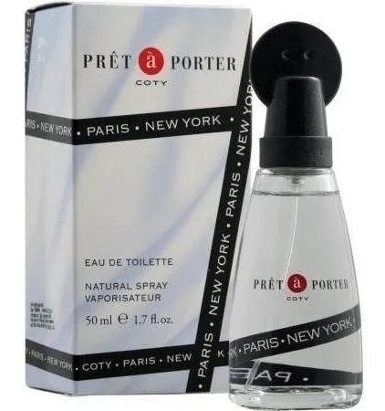 Perfume Pret A Porter x 50 ml.