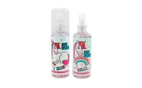 Body Splash Unicornio Dreams Thelma & Louise