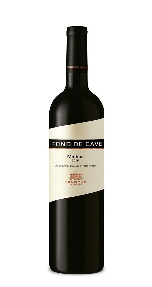 FOND DE CAVE MALBEC x 750 CC