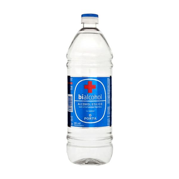 Alcohol Puro Porta X 1 Litro