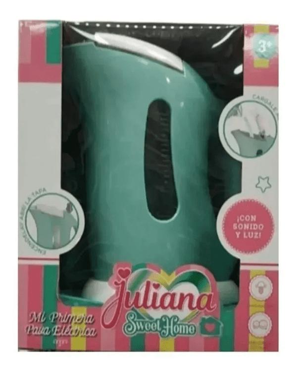 Juliana Mi Primera Pava Eléctrica alt