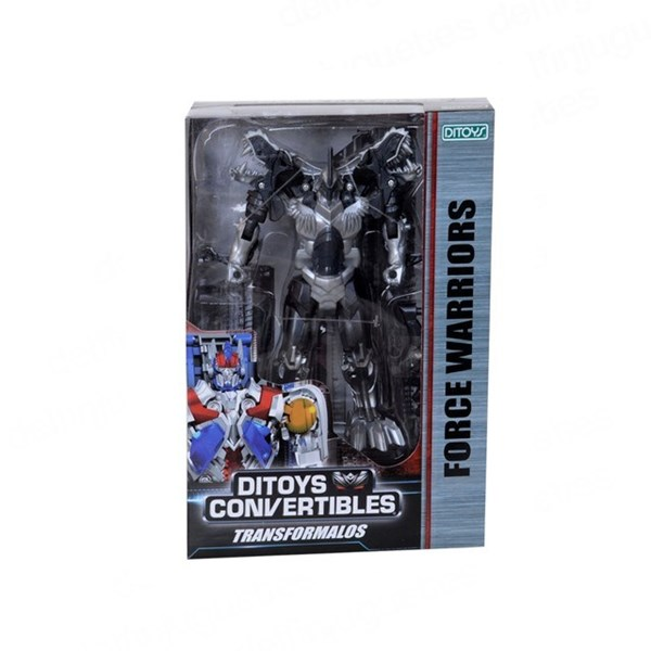 Transformers Force Warriors Ditoys  alt