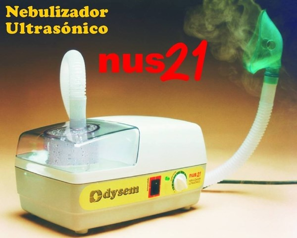 Dysem Nebulizador Ultrasonico Nus 21
