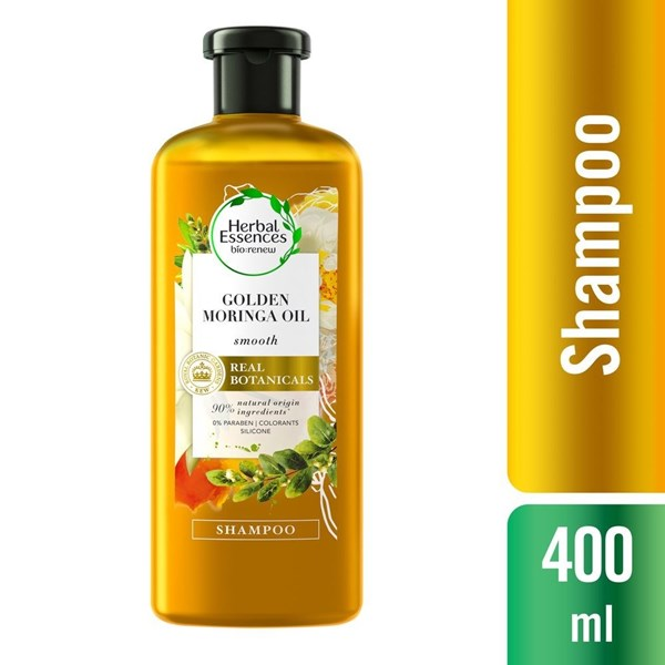 Herbal Essences Shampoo x 400ml Golden Moringa