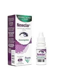 Newclar Oximetazolina Clorhidrato 0.025% X10 ml