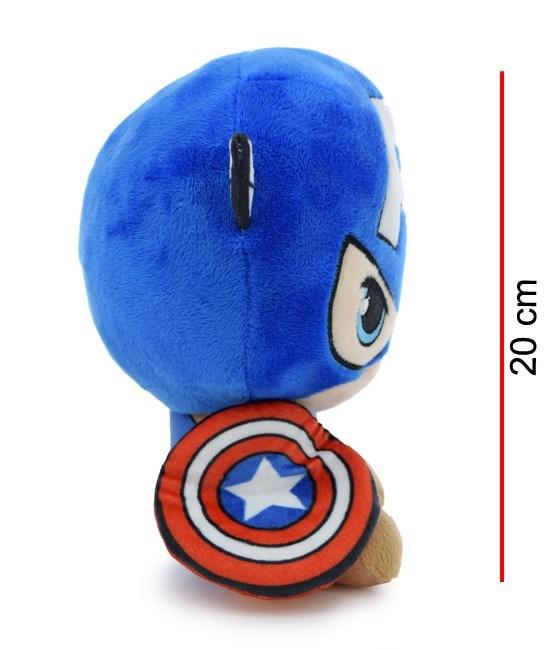 Capitán América Sentado Phi Phi Toys  alt