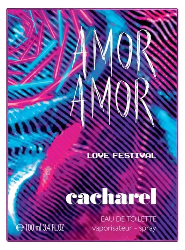 AMOR AMOR LOVE FESTIVAL Limited Edition